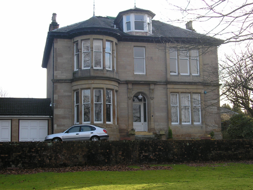 Domestic Sash Windows Refurbishment Dumbartonshire