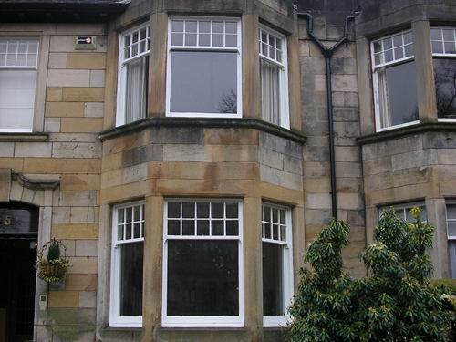 Domestic Sash Windows Refurbishment Perthshire