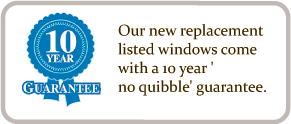 Sash Window Repair & Restoration Glasgow & Edinburgh Guarantee